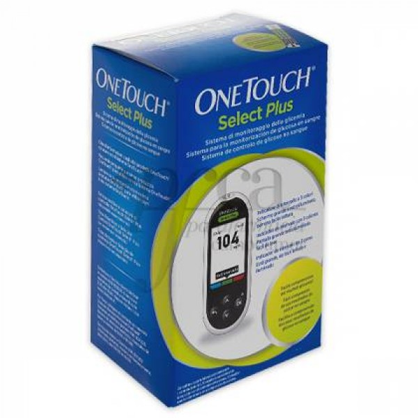 ONE TOUCH SELECT PLUS GLUCOMETRO