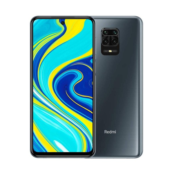 Xiaomi redmi note 9s blanco glaciar móvil 4g dual sim 6.67'' ips fhd+/8core/64gb/4gb/48+8+5+2mp/16mp